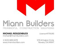 Miann Builders
