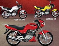 Gandini Motos - GSR