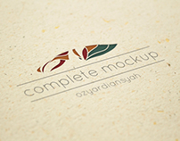 Complete Branding and Logo Mockup