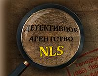 Site design for a private detective