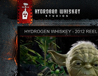 Hydrogen Whiskey Website