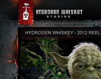 Hydrogen Whiskey Website