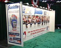 2013 MLB All Star Game Booth Posters