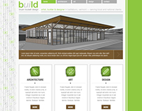 Website CMS Template Design