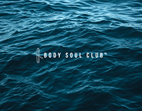 Body & Soul Club / Branding