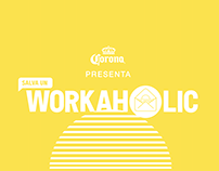 Salva un workaholic by Corona