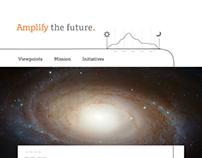 Amplify.com - UX Architecture