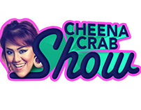 CHEENA CRAB SHOW - LOGO (/TITLE CARD)
