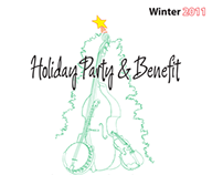 Holiday Party & Benefit Brochure