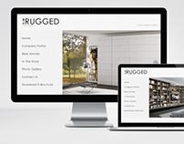 Brand Identity And Web - Rugged Carpets