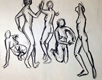 Gesture Figure Drawing