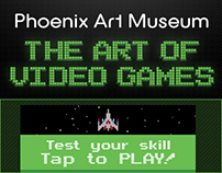 The Art of Video Games - PAM