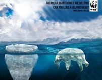 WWF, global warming