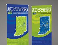 Economic Development Banners