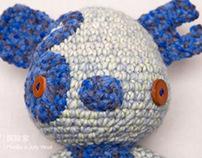 MOJU 探險家 / MOJU Knitting Dolls