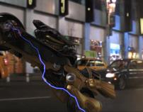 Vehicle animation