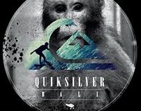 Quiksilver Monkey theme Bali Destination 2012