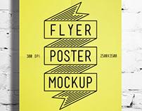 Flyer / Poster Mockup