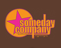 Someday Company Band Logo & Tour Shirts