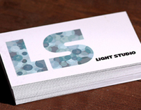 Light Studio Business card