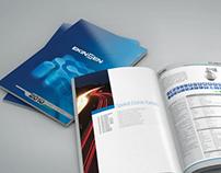 Ekingen Elektronik | Security Catalogue Concept Design