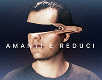 RDF - AMANTI E REDUCI - album cover