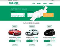 Feber Autos, rent a car