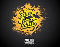 Quiksilver & Coca Cola Turtle Foundation - 3rd Wave