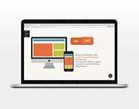 Responsive Webdesign Infographic