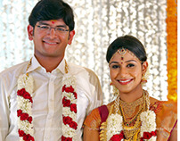 Archana + Ajith Wedding
