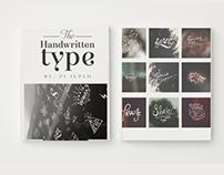 Typography : Handwritten Types