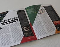 L'INK - a Graphic Design School Magazine
