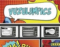 """""""Vuzulympics"""" Branding and Advertising"""