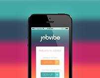 Job Mood Tracking App