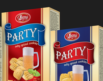 PARTY - Packaging Design