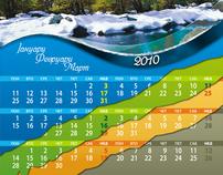 Wall Calendar Design