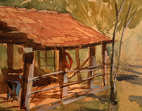 Plein Air - Guararema