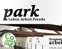 park |Leben Arbeit Freude