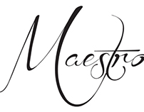 """""""Maestro"""" Book Project"""