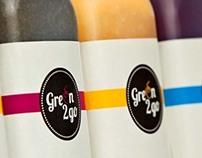 Green2go Branding