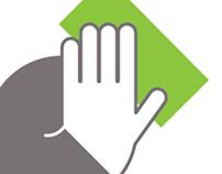 '5 for a Fiver' Logo