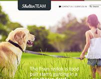 Boehringer Ingelheim Shelter Team Web Site