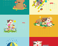 The Wedgienet monthly wallpaper project 2013