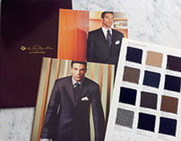 Loro PIana of Italy / Silverstone Swatch Book