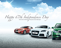 Happy 67th Independence Day