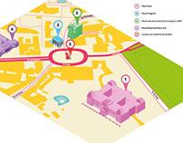 Plan de Bruxelles personalisé