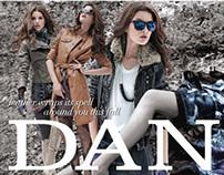 Danier Various Fashion Ads