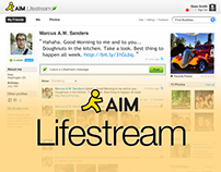 AOL/AIM Lifestream