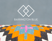 Barrington Blue 2013 Lookbook