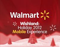 Walmart Wishland: Mobile Experience